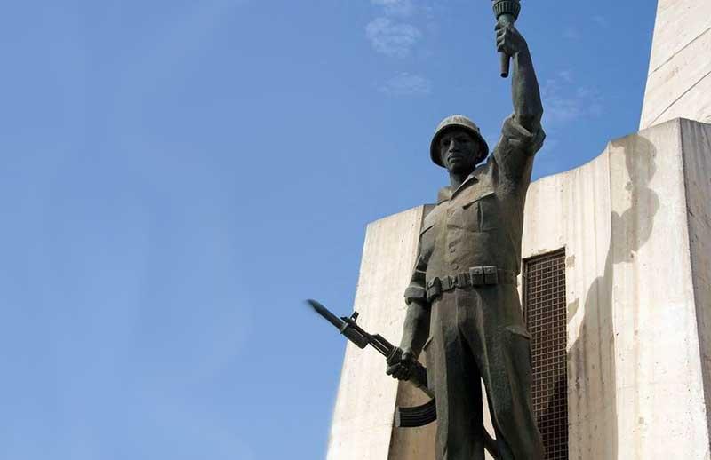 martyrs memorial algiers