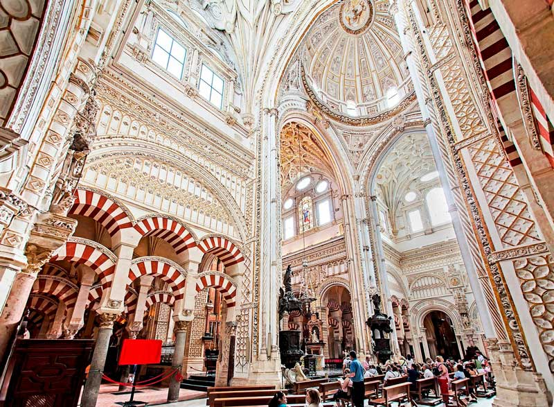 mosque cathedral of crdoba spain