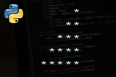 Pattern Python CBSE