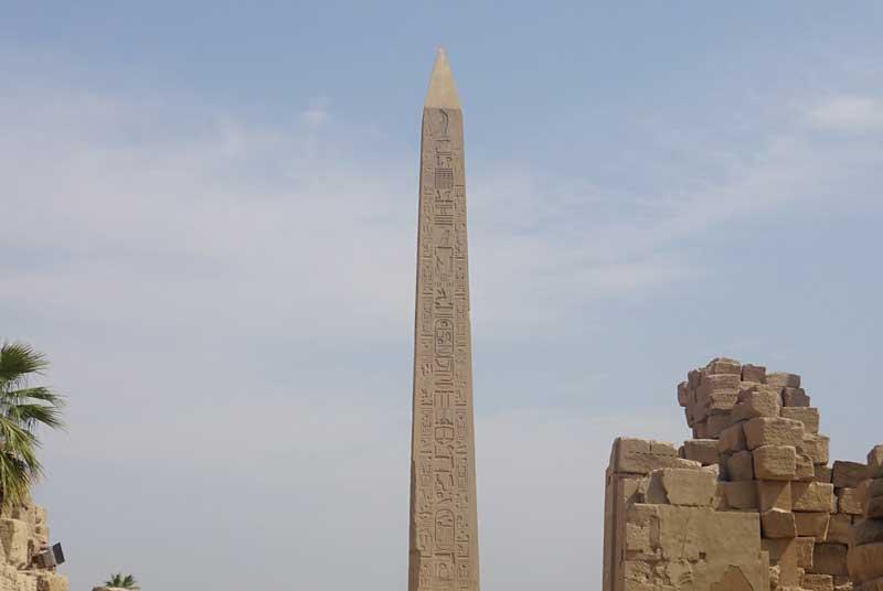 queen hatshepsut obelisk egypt