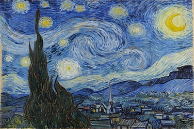 Starry Night Paintings