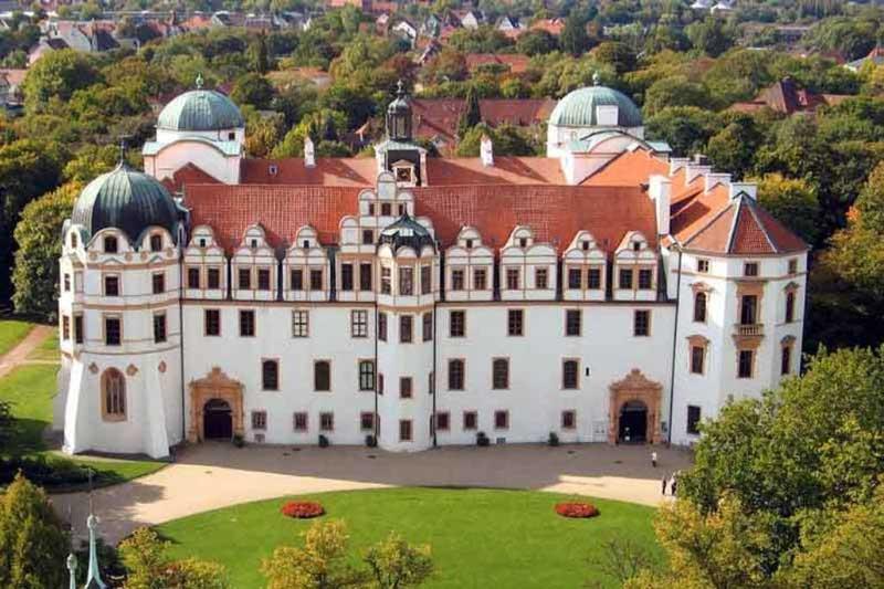 Celle Castle in Hanover