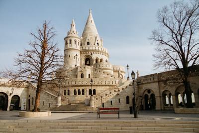 Fisherman Bastion Budapest Hungary Landmarks