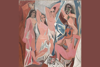 Les Demoiselles dAvignon Pablo Picasso Paintings