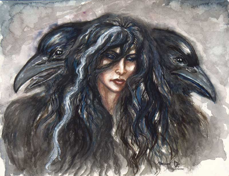 morrigan of ireland