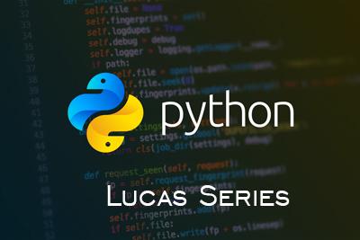 Lucas Series Python