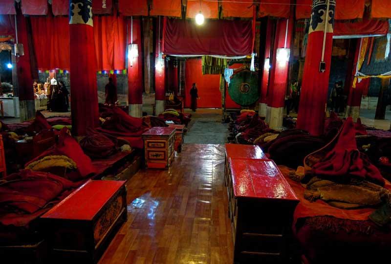 A Prayer Hall