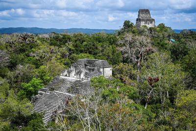 Tikal Guatemala Haunting Heritage