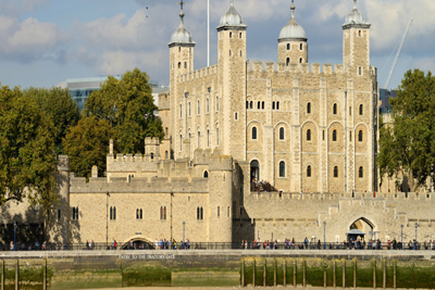 Tower of London, London UK - Leading Landmarks