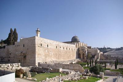 Al-Aqsa Mosque Jerusalem Israel