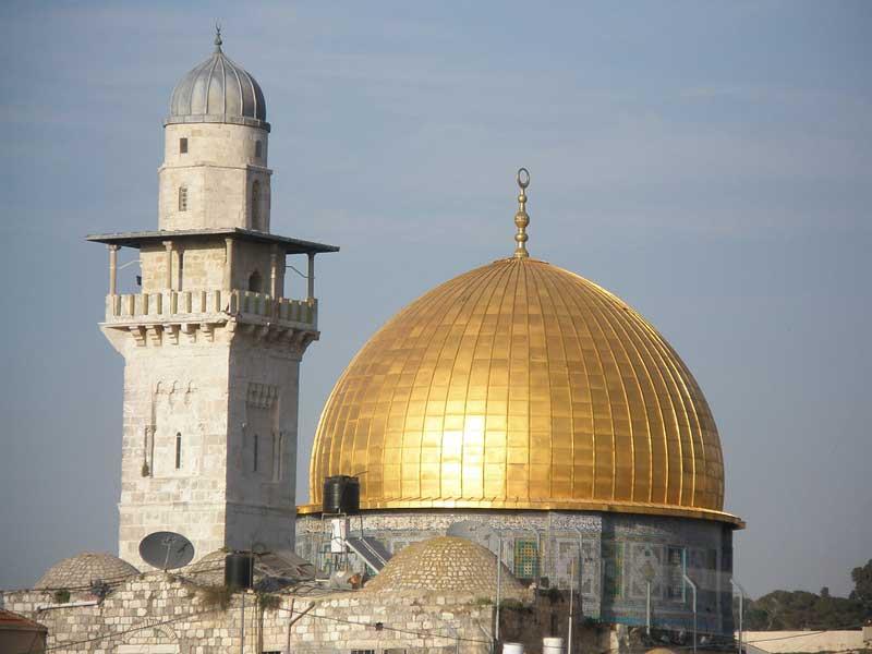 al aqsa mosque jerusalem israel