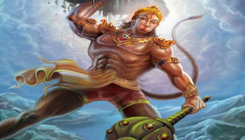 hanuman of india