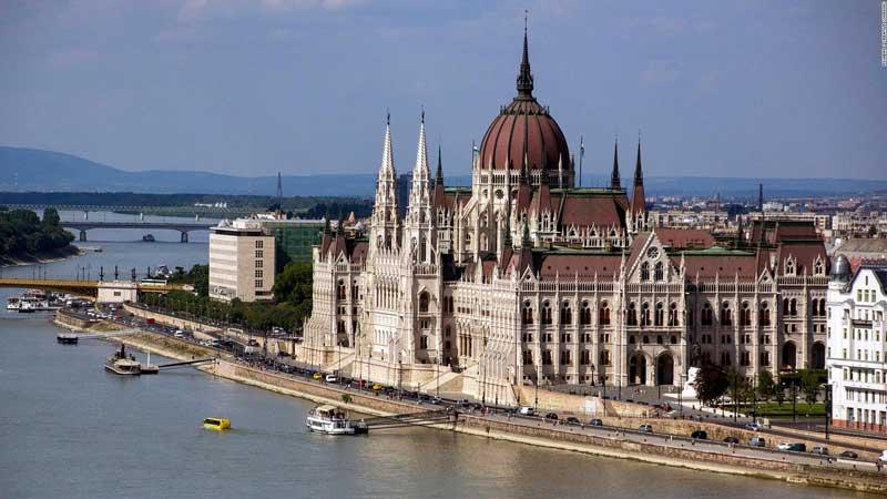 national parliament budapest hungary