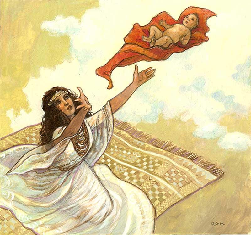 ninlil of sumeria