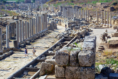 Perge Turkey Heritage