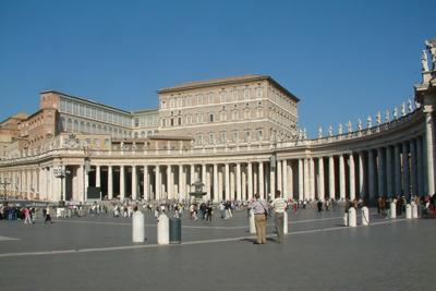 Apostolic Palace Vatican Italy