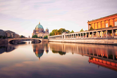 Berlin Cathedral Germany Churches