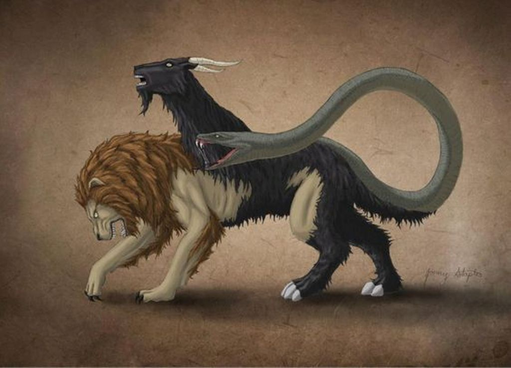 Chimera Mythical Monsters