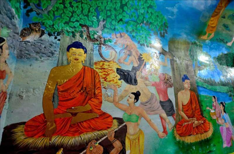 maha bodhi society buddhist temple