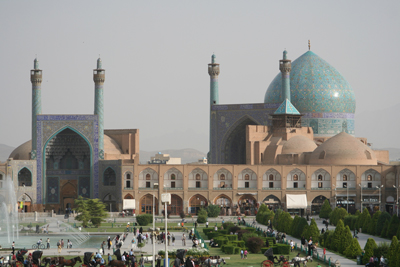 Masjid-i Imam Esfahan Iran Mosques