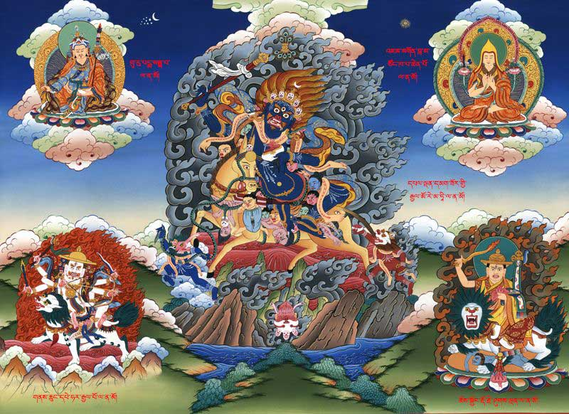 palden lhamo of buddhism