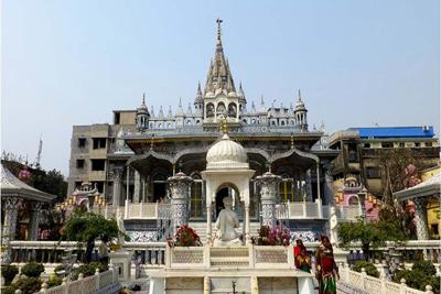 Parshwanath Jain Temple Calcutta