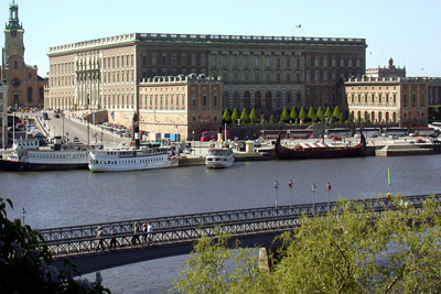 Royal Palace Stockholm Sweden Priceless
