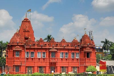 Digambar Jain Temple Calcutta