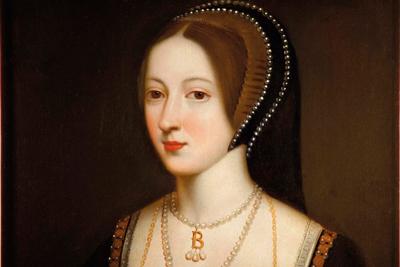 Execution Anne Boleyn History