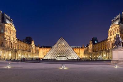 Le Louvre Paris France Museums