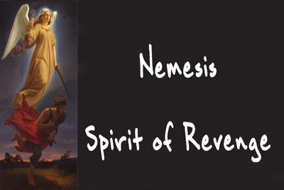 Nemesis Greece Deities