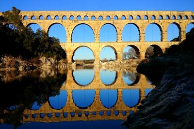 Pont du Gard France  Heritage