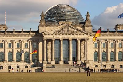 Reichstag Berlin Germany Landmarks