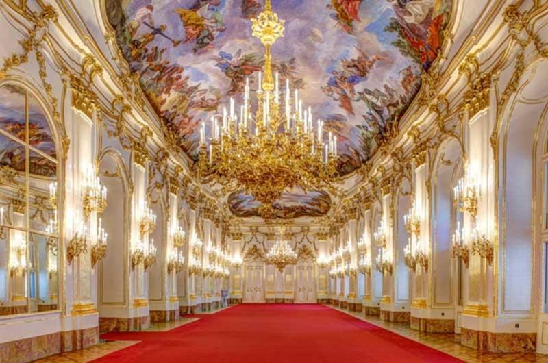 schonbrunn palace vienna austria