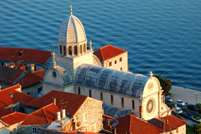 St James Cathedral Sibenik Croatia