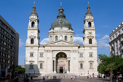St Stephen Basilica Budapest Hungary Churches