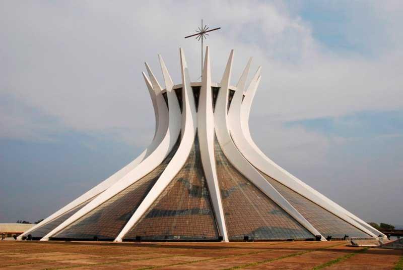 cathedral of brasilia brazi