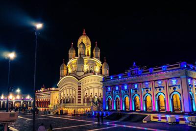 Dakshineswar Kali Temple Ramakrishna Calcutta