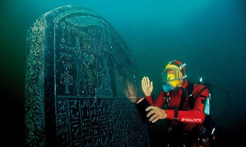 heracleion egypt