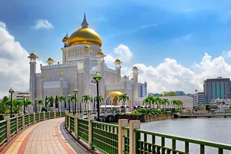 istana nurul iman palace brunei
