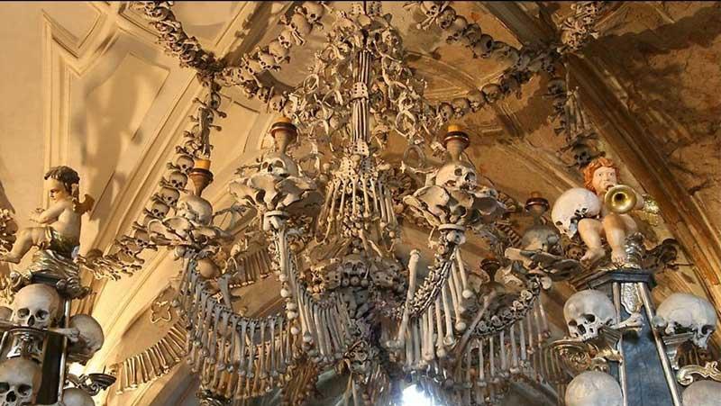 sedlec ossuary kutna hora czech republic