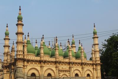 Tipu Sultan Shahi Mosque Calcutta