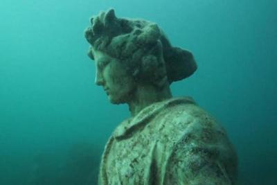Baia Naples Italy Sea