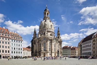 Dresden Frauenkirche Germany Churches