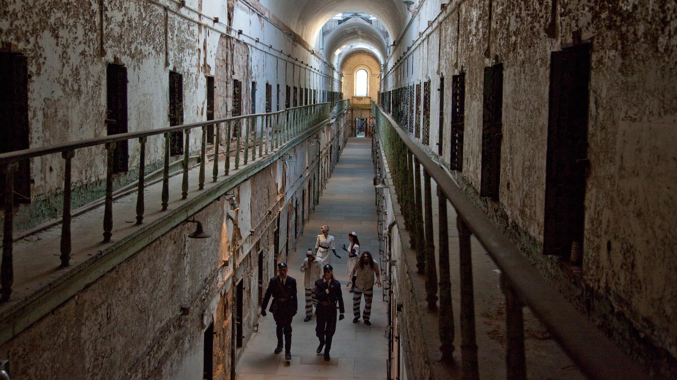 Eastern State Penitentiary Philadelphia USA