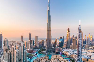 Burj Khalifa Dubai UAE Landmarks
