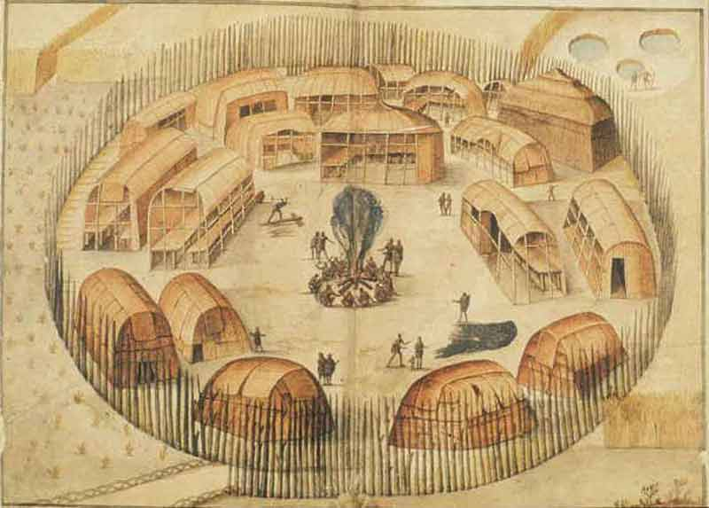 mystery of the lost colony of roanoke