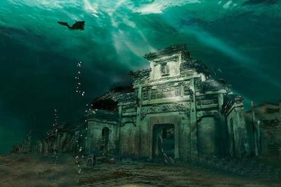 Shi Cheng or Lion City China