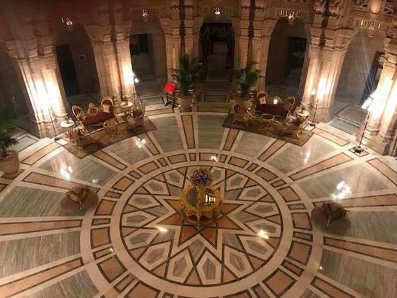 umaid bhawan palace jodhpur india