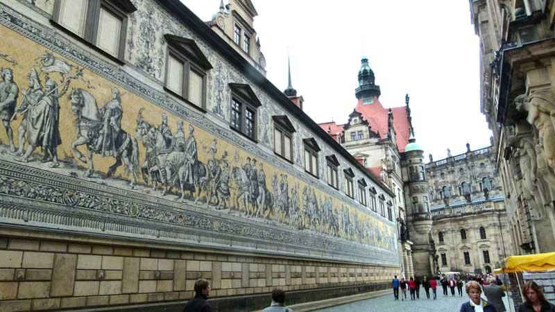 dresden royal palace germany